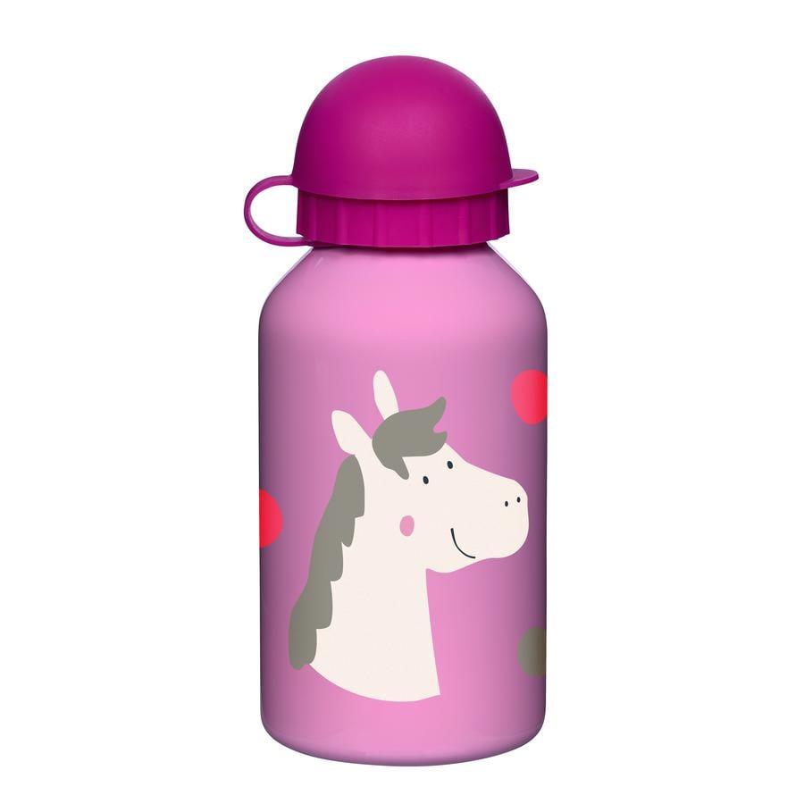 sigikid® Edelstahl-Trinkflasche Pony OnTour