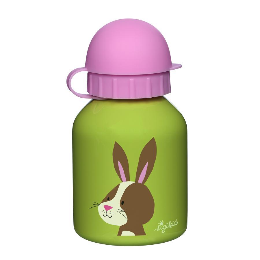 sigikid ® Drikkeflaske rustfrit stål Hare Forest