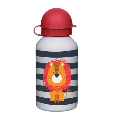 sigikid® Edelstahl-Trinkflasche Löwe OnTour