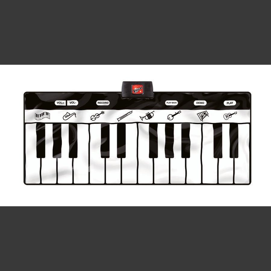 XTREM Toys and Sports Klaviermatte - The Voice Kids