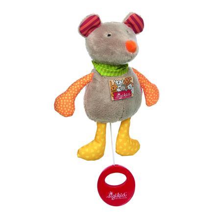 sigikid ® Mini-Musical Clock Mouse