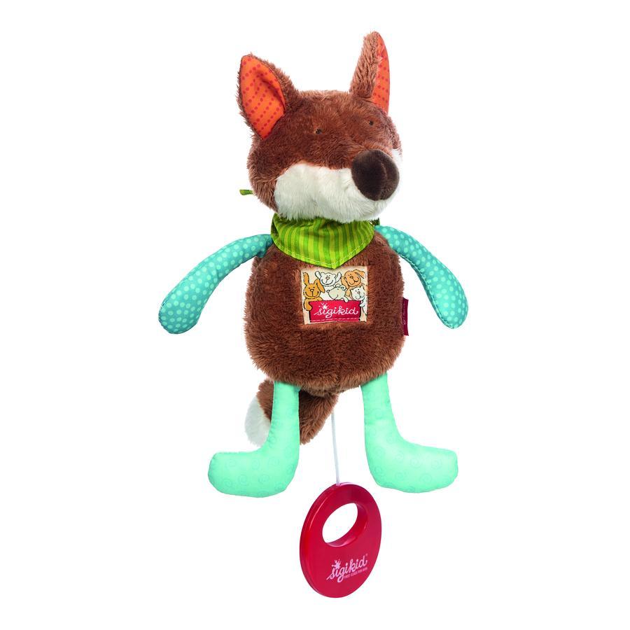 sigikid ® Mini-Muzikale Klok Fox