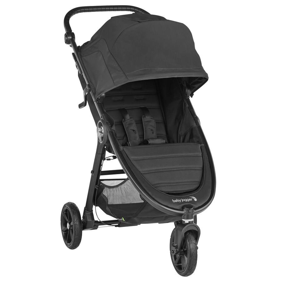 baby jogger Sittvagn City Mini GT2 Jet svart