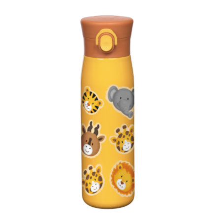 sigikid® Edelstahl-Isolierflasche Zoo OnTour