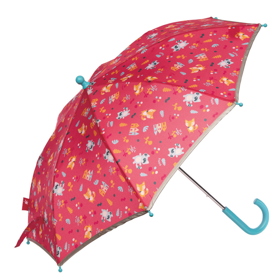 sigikid deštník Raccoon COLOR
