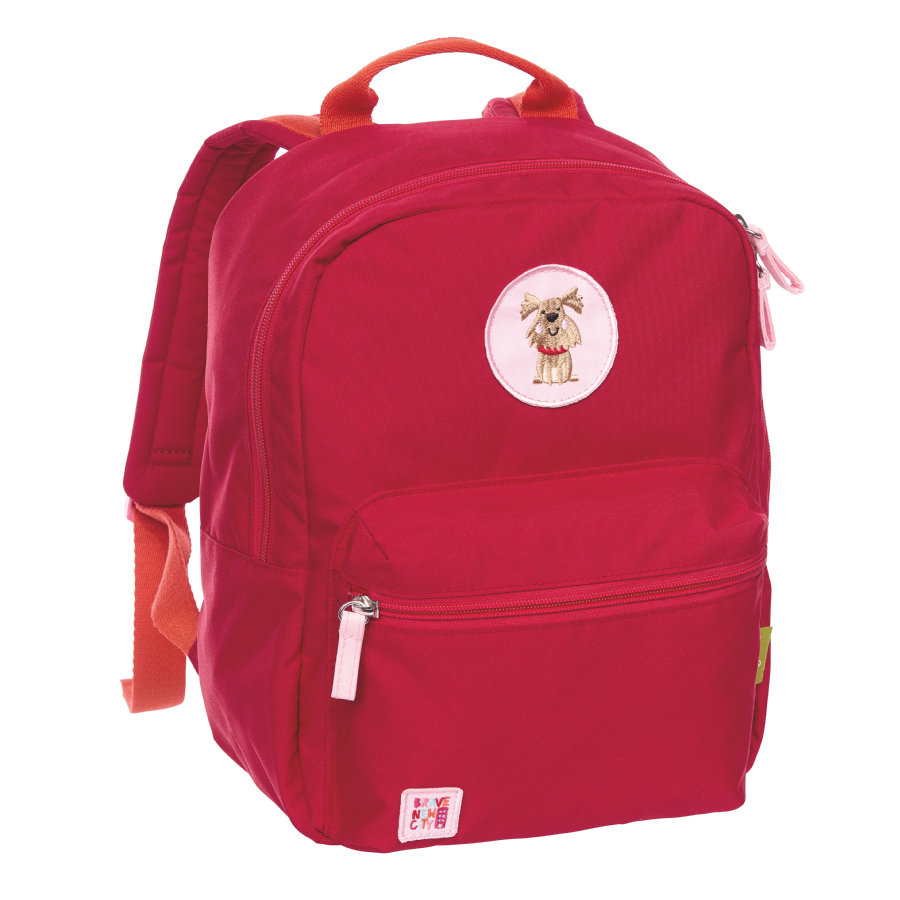 sigikid batoh červený Green