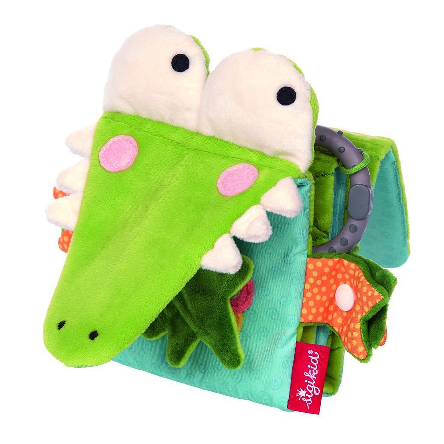 sigikid Crocodile de livre actif