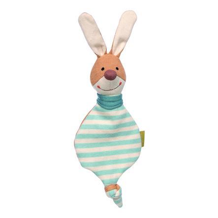 sigikid® Mini strikket duk kanin Grønn