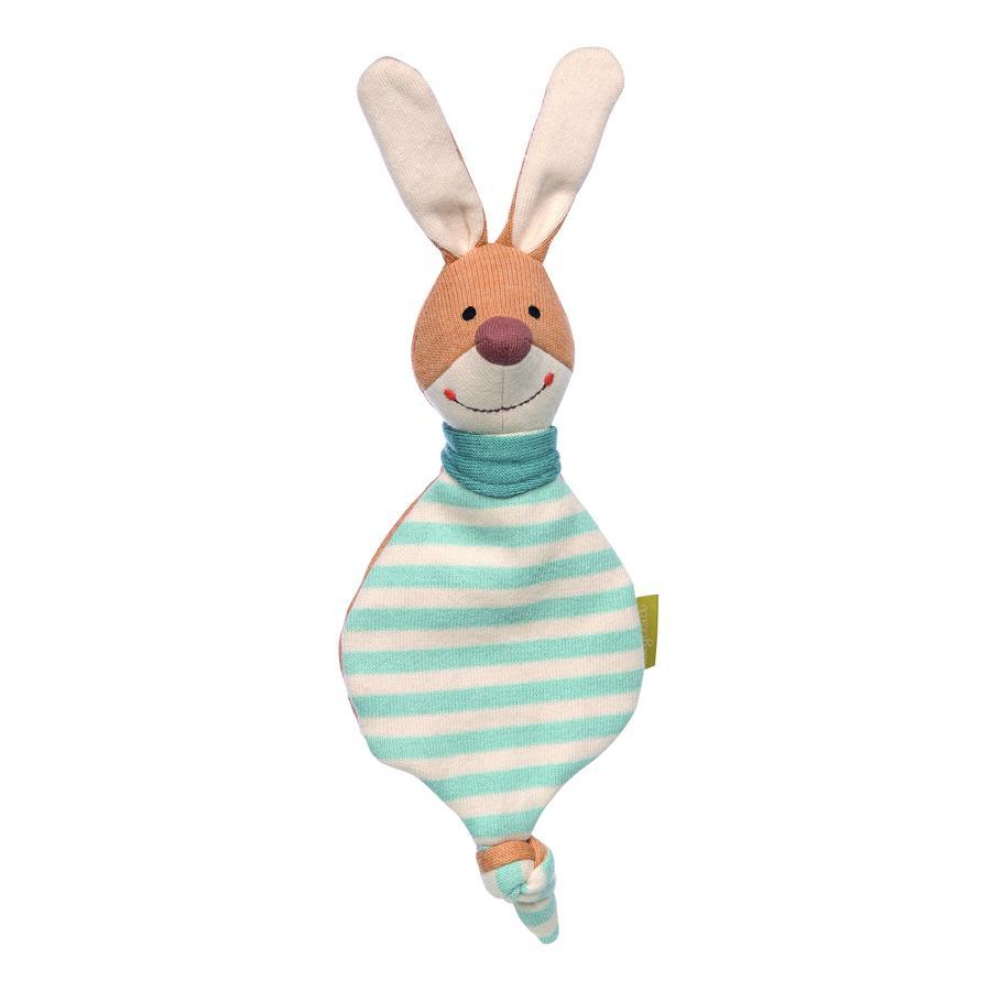 sigikid ® Mini Strikket Snuggle Kanin Green