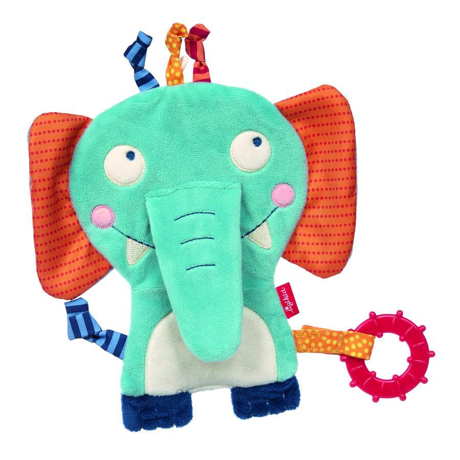 sigikid ® Active Schnuffeltuch Elephant