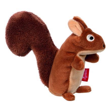 sigikid ® Écureuil à sonnette - rouge stars