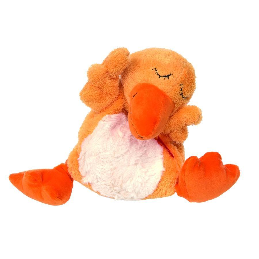 sigikid ® Pato de la almohada de calor - Sweety
