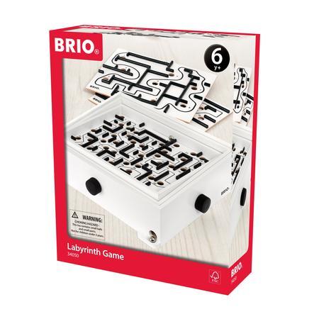 BRIO® Labyrinth mit Spielplatten, weiß