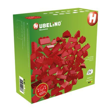 HUBELINO® Bausteine Dachsteine Set,  124-teilig