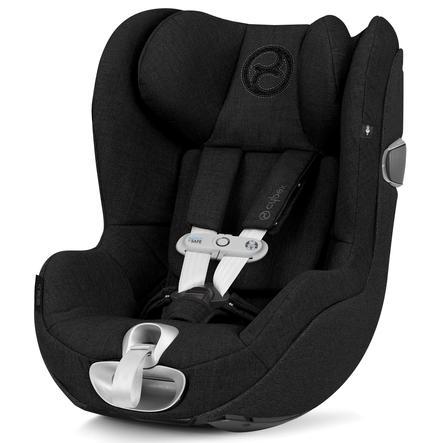 cybex PLATINUM Kindersitz Sirona Z i-Size Plus inklusive Sensorsafe Deep Black