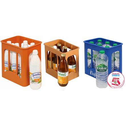 Tanner - Der kleine Kaufmann - Getränkekisten Sortierung