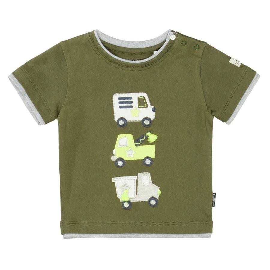 STACCATO T-skjorte myk oliven