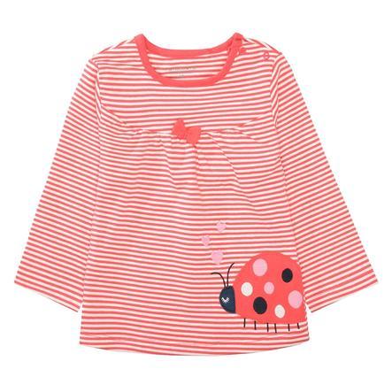 STACCATO pruhovaná košile třešeň