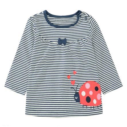 STACCATO Košile tmavě námořnická pruhovaná
