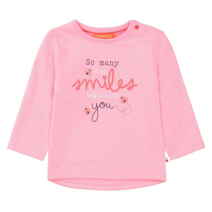 STACCATO  Sweatshirt soft pink