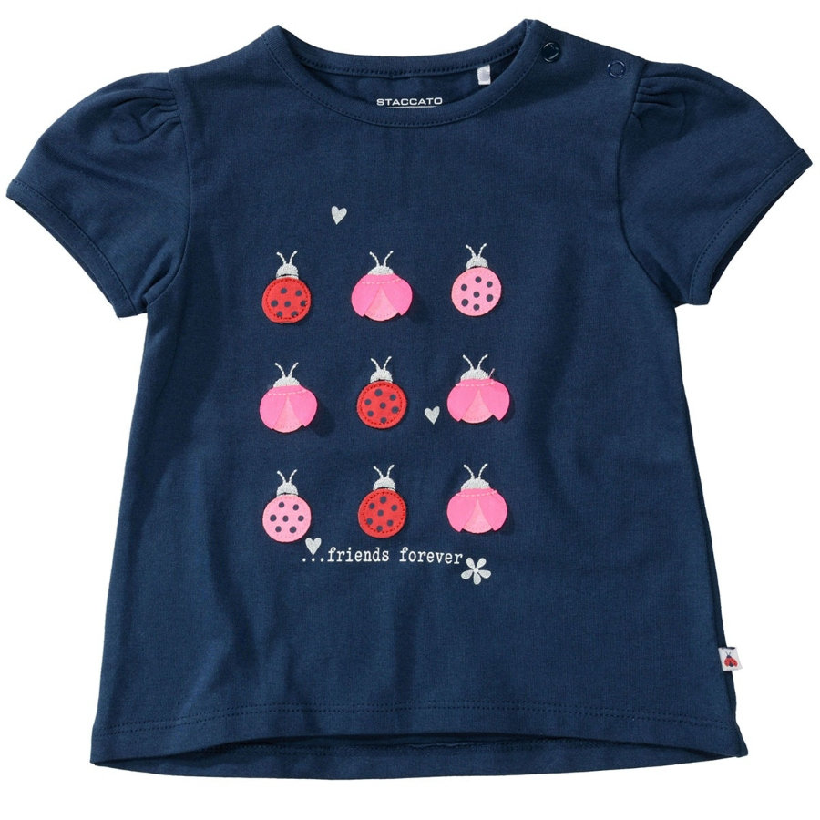 STACCATO T-shirt enfant bleu marine