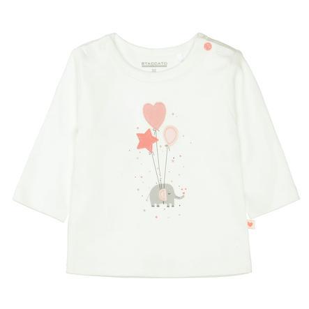 STACCATO  overhemd uit white