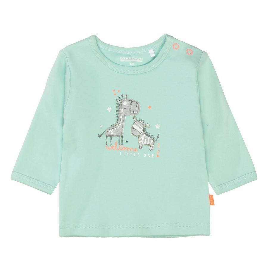 STACCATO Shirt soft türkis
