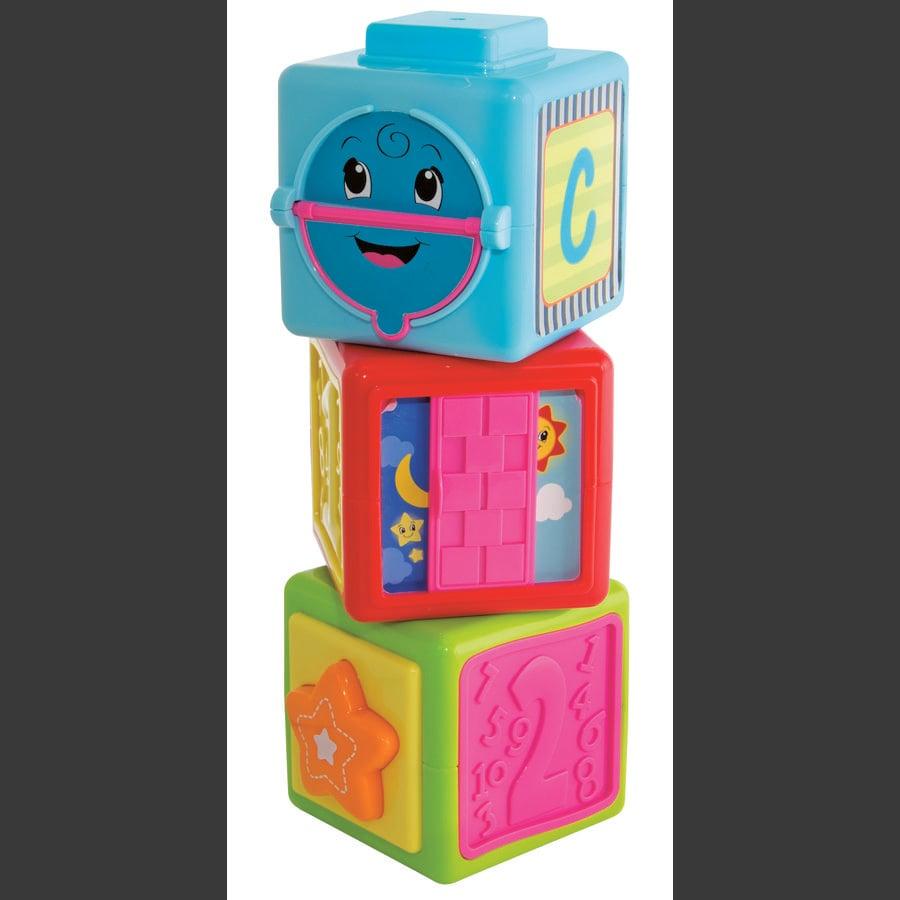 Simba Cubes à empiler enfant ABC
