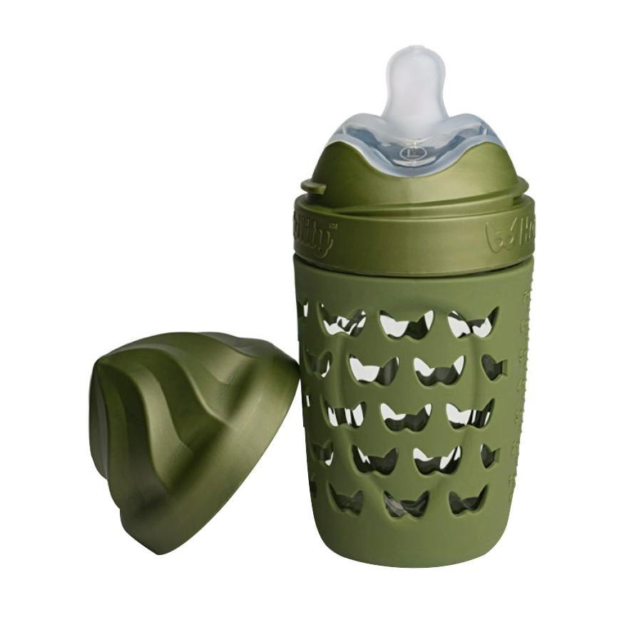 Herobility Biberon Eco Baby Bottiglia verde