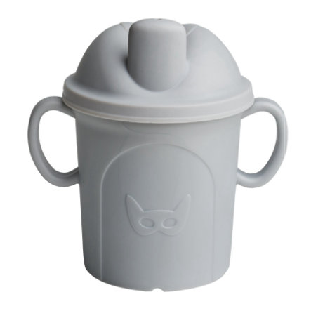 Herobility Trinkbecher 140 ml grau