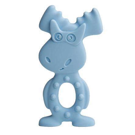 Herobility Teething ring elk blue