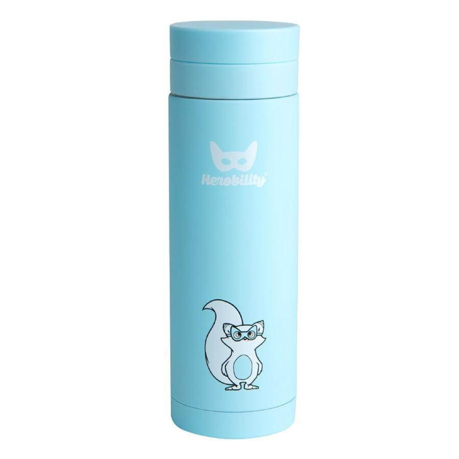 Herobility Termosflaske Isoleret flaske blå 300 ml