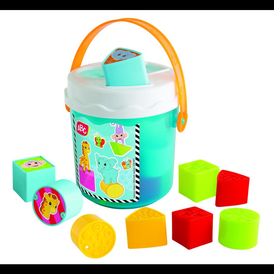 Simba ABC Colorido cubo de clasificación