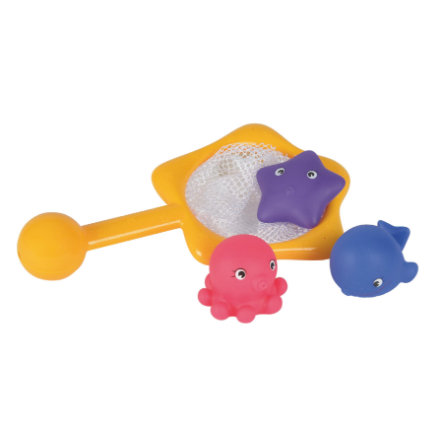 Simba ABC animali da bagno con rete