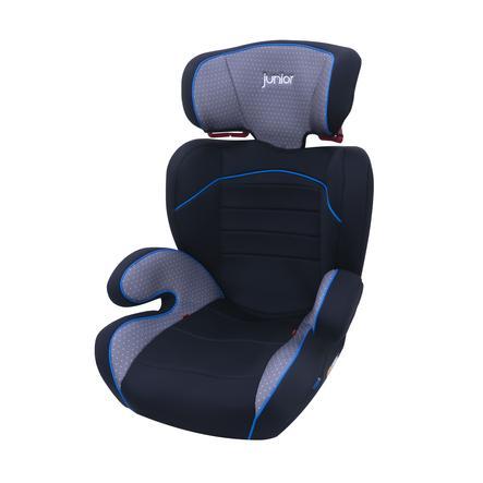 petex Fotelik samochodowy Basic Grey Punkty