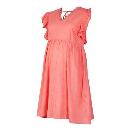 mama  licious barsel kjole MLNATALIA Georgia Peach