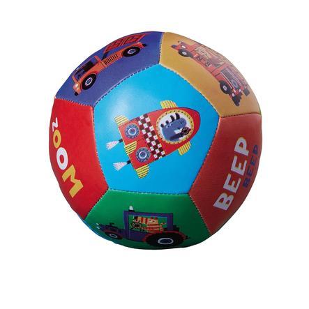Crocodile Creek ® Baby's First Ball 13 cm - Vozidla