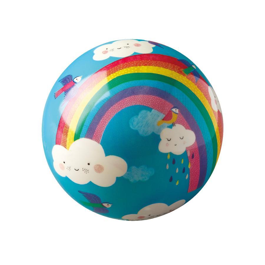 Crocodile Creek® Spielball 10 cm - Regenbogen
