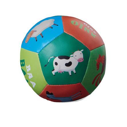 Crocodile Creek ® Baby's First Ball 13 cm - Boerderij