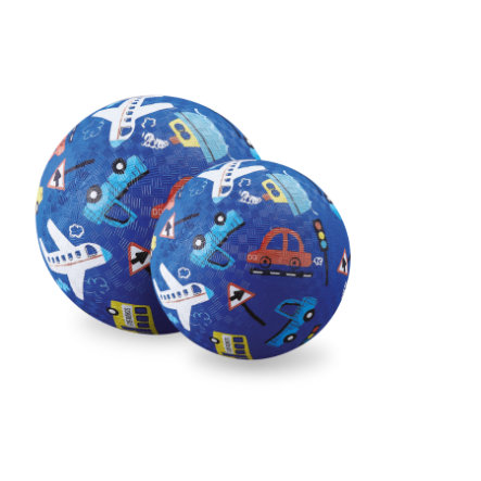 Crocodile Creek® Spielball 18 cm - Fahrzeuge