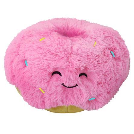 squishable® Peluche donut rose 18 cm