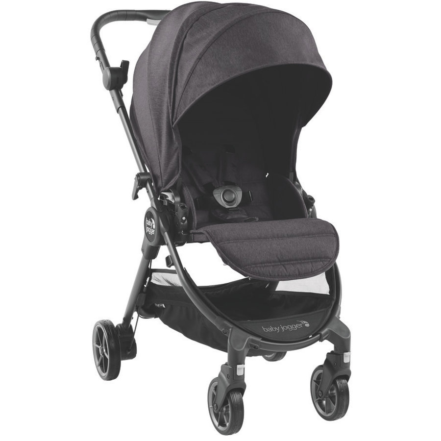 baby jogger Kinderwagen City Tour Lux Granite Dunkelgrau