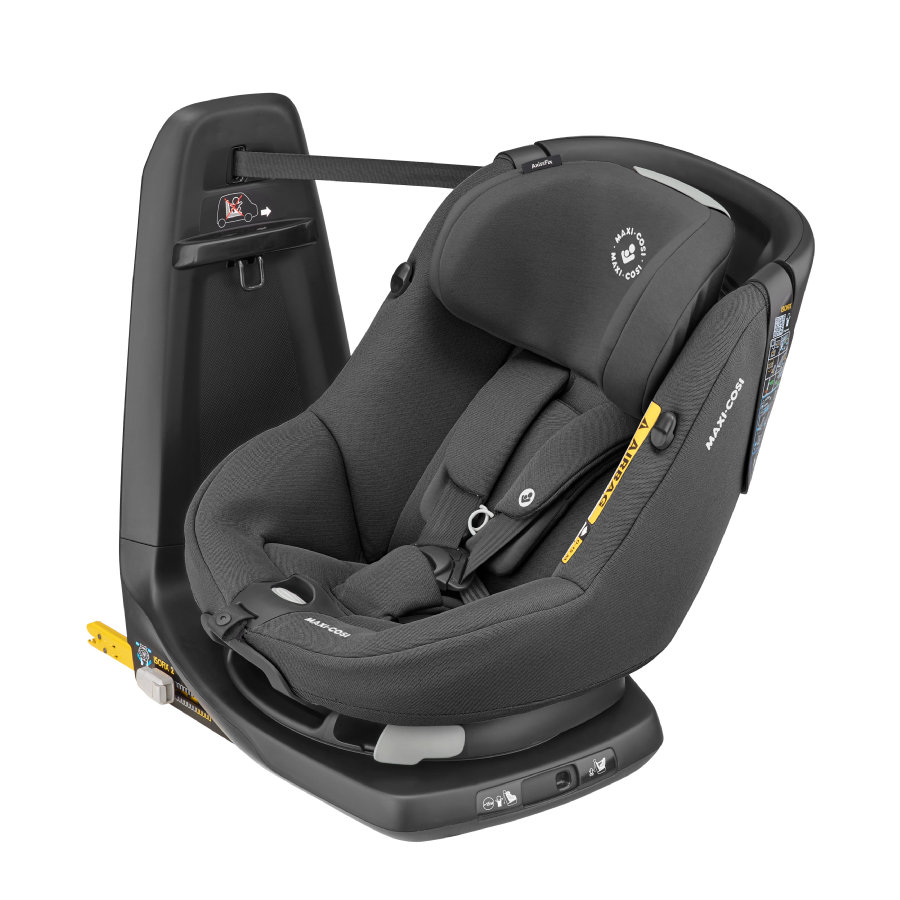 MAXI COSI Fotelik samochodowy AxissFix Air Authentic Black