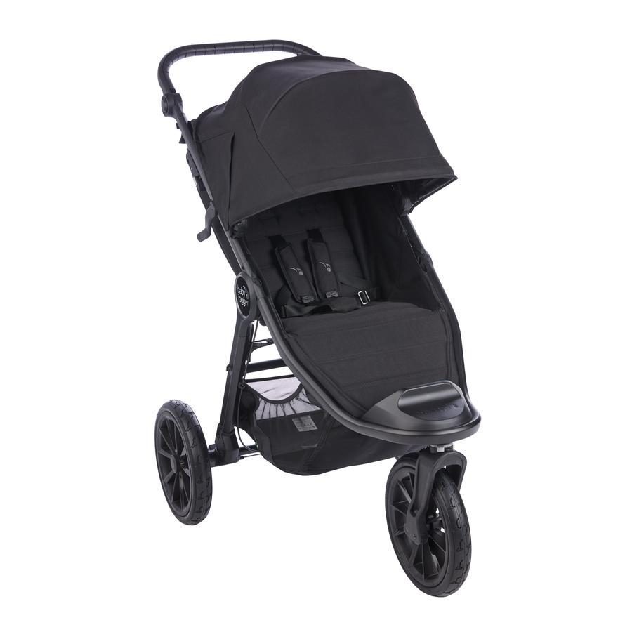 baby jogger Poussette 3 roues City Elite 2 Jet noir