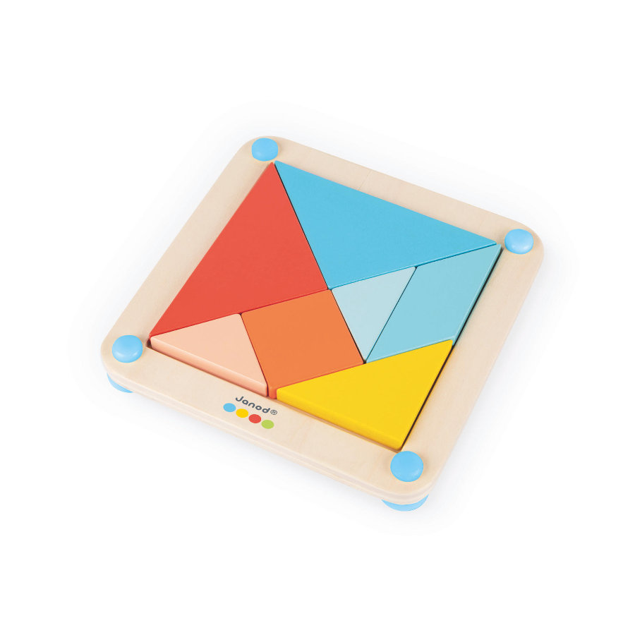 Janod® Essentiel Tangram Game