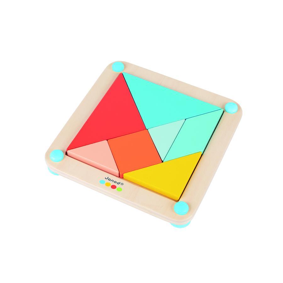 Janod® Essentiel Tangram-Spiel