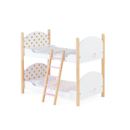 Janod ® Poppen stapelbed, Candy-Chic
