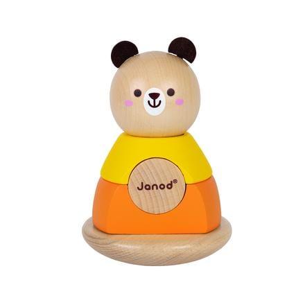 Janod ® Stacking animal bear