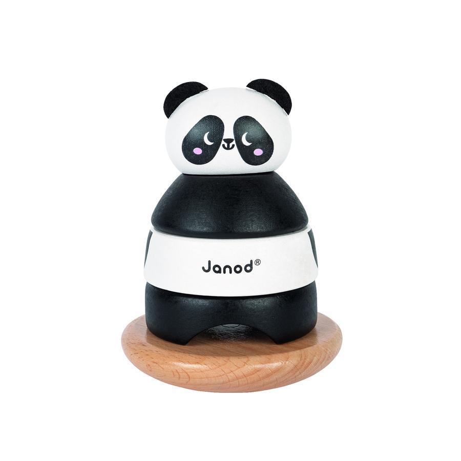 Janod ® Stacking animal Panda