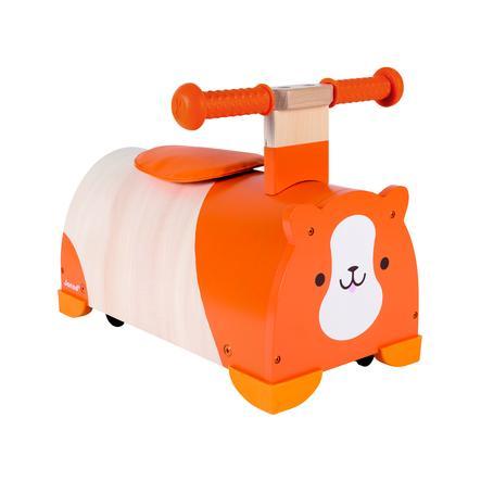 Janod® Roll-Rutscher Hamster
